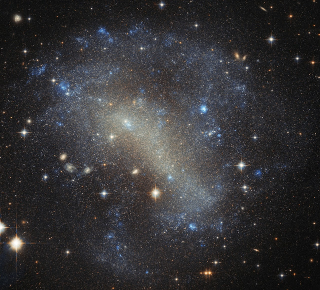 Dwarf Galaxy IC 4710