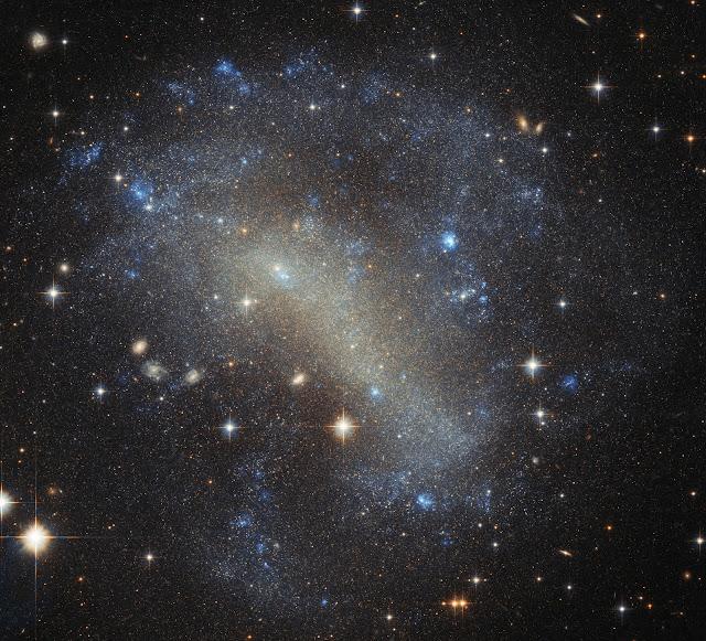 Dwarf Galaxy IC 4710
