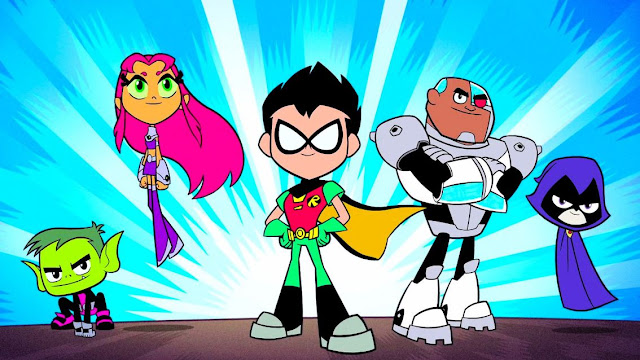 Teeny Titans - Teen Titans Go! v.1.1.1 APK Data Download  - Akozo.Net