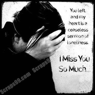 I Miss You So Badly, N U Know? Its So Hurting      !   Loving