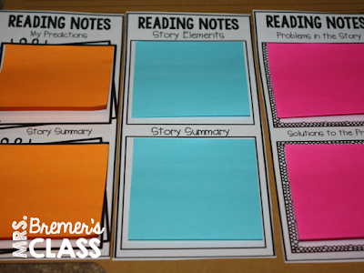 These EDITABLE sticky note bookmarks work with standard AND small sized sticky notes. Perfect for individual or partner work, fiction or non-fiction reading, reading buddies, book clubs, small group guided reading, learners who need direction as they read. Type in what you'd like your students to look for as they read!