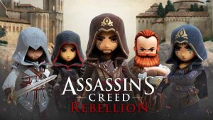 assassin's cred rebellion Apk release