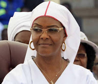 GRACE MUGABE 'COMPLAINS OVER FAMILY, ALLIES' TREATMENT'