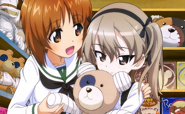 Girls und Panzer der Film Arisu War Subtitle Indonesia