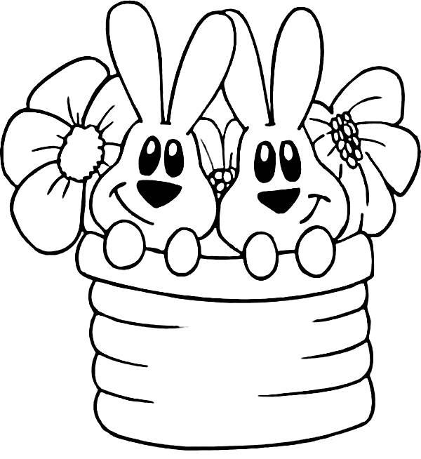 Desenhos Para Colorir Da Pascoa