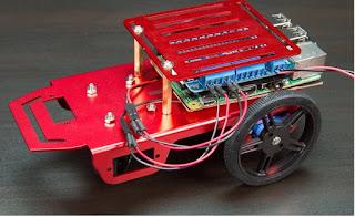Robotics Raspberry Pi
