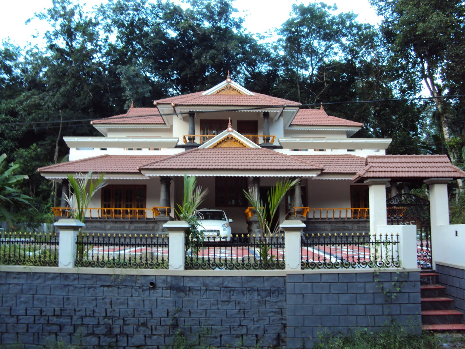 New house for sale near aranmula airport august 2011 for New house cost