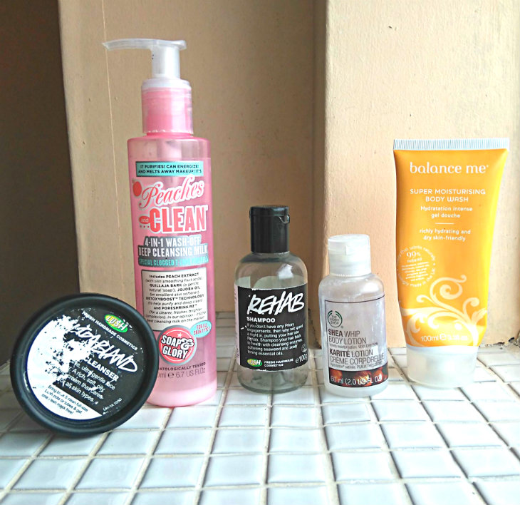 Empties (Sept 2015)