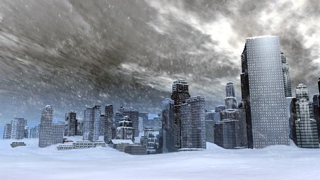 Mini Ice Age Is Near