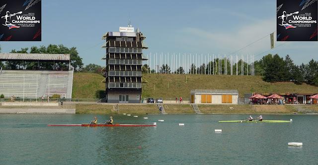 PIRAGÜISMO - Mundial en aguas tranquilas femenino 2017 (Racice, República Checa)
