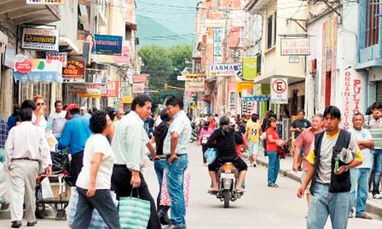 Población de Tarija subirá a 553.000 habitantes hasta junio de 2017