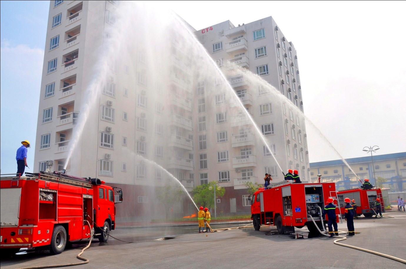 phòng cháy chữa cháy