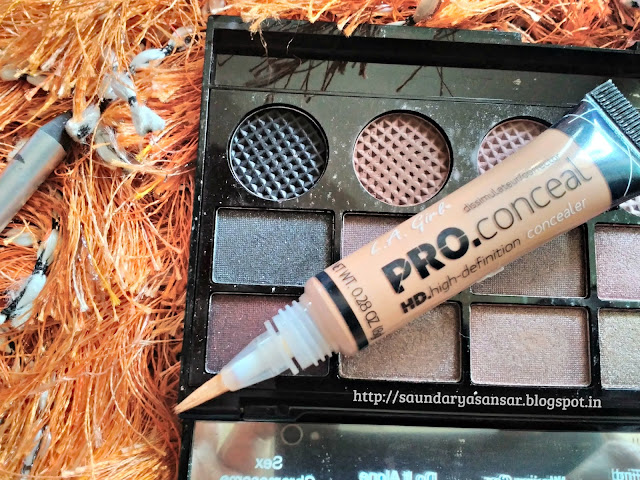 LA Girl Pro Conceal: Pure Beige Review