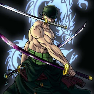 One Piece Zoro Roronoa - Avatar en HD