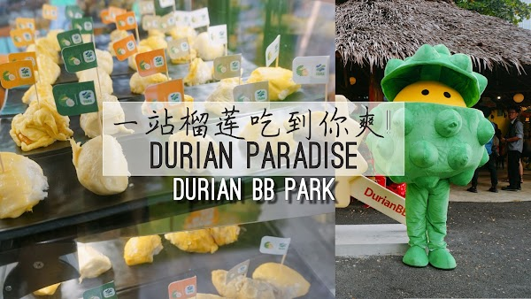 Durian Party at DurianBB Park, Kuala Lumpur