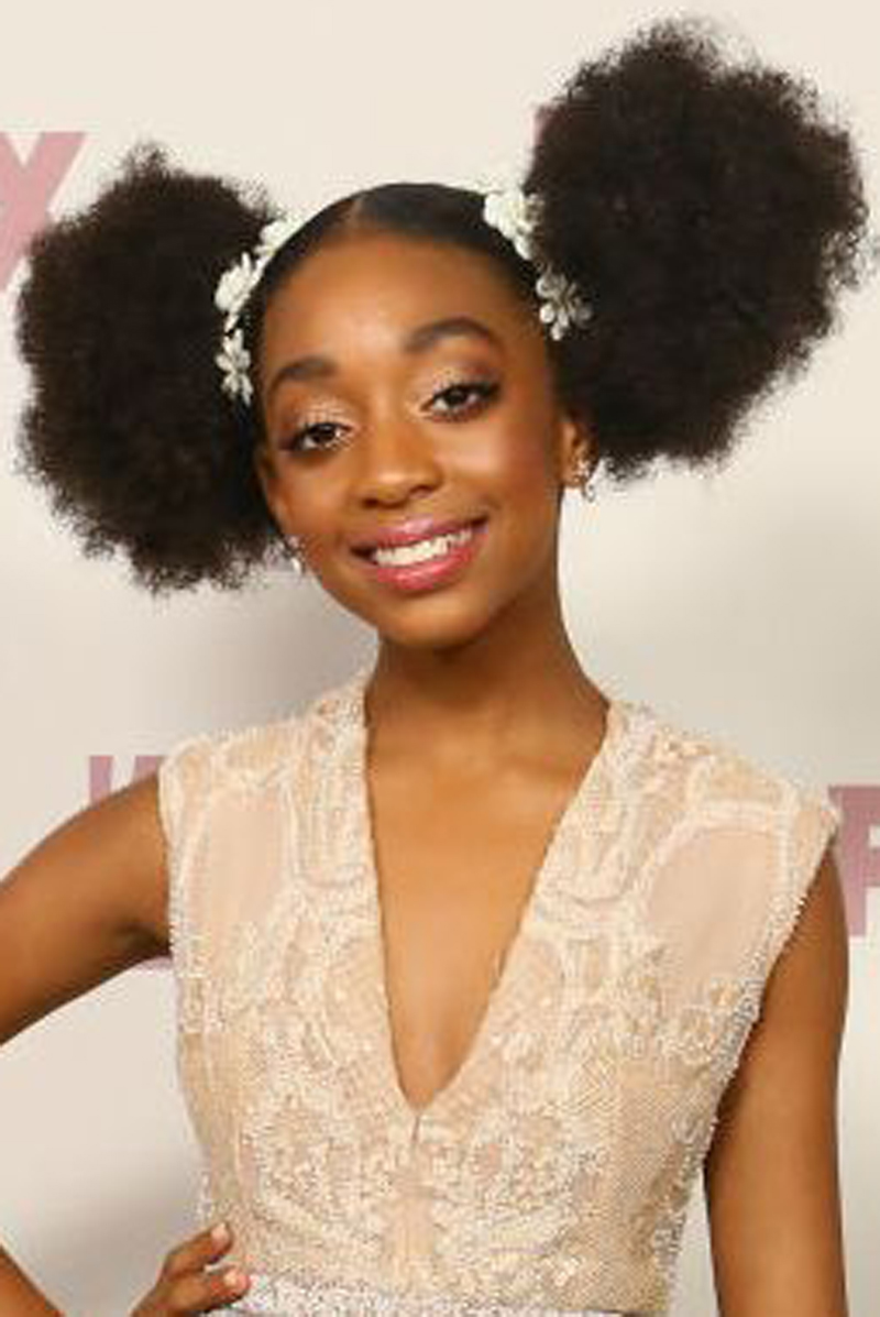 Super Cute and Easy Hairstyles for Black Girls