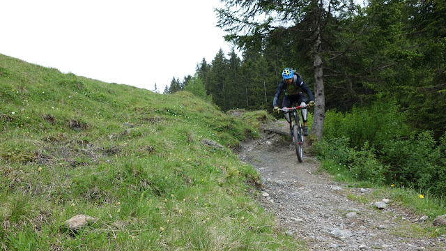 Mountainbiken Wiege