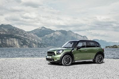 Noul MINI Countryman