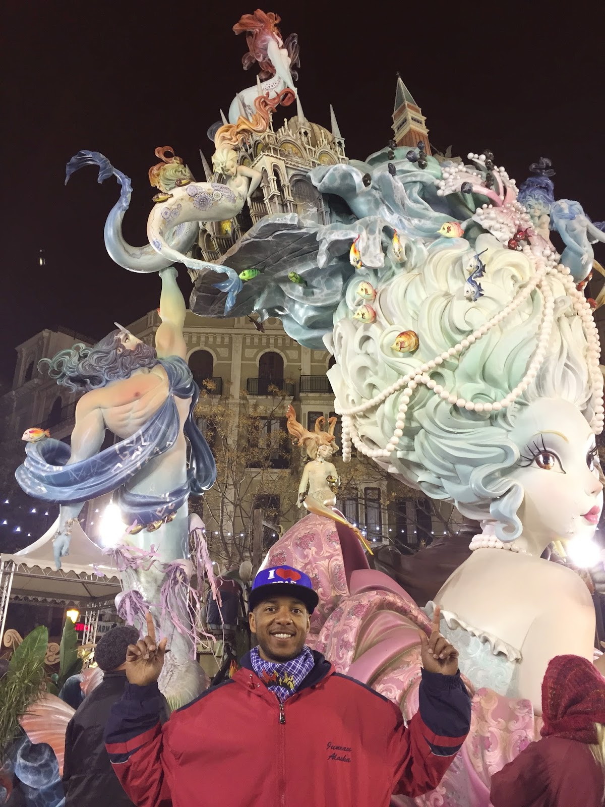 Las Fallas 2015 Valencia, Spain