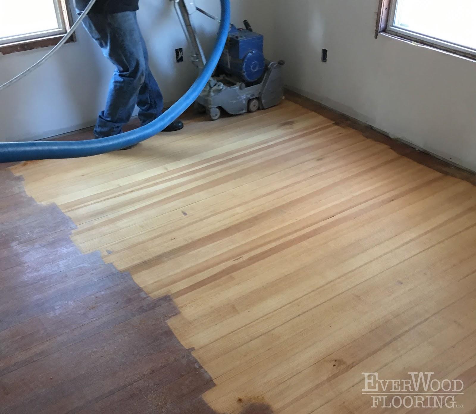 Everwood Flooring Project Profiles Fir Wood Floor Water