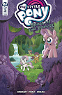 My Little Pony Spirit of the Forest #3 Comic Cover A Variant