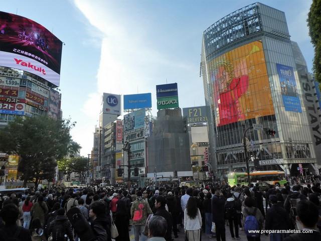 publicidad en Tokio