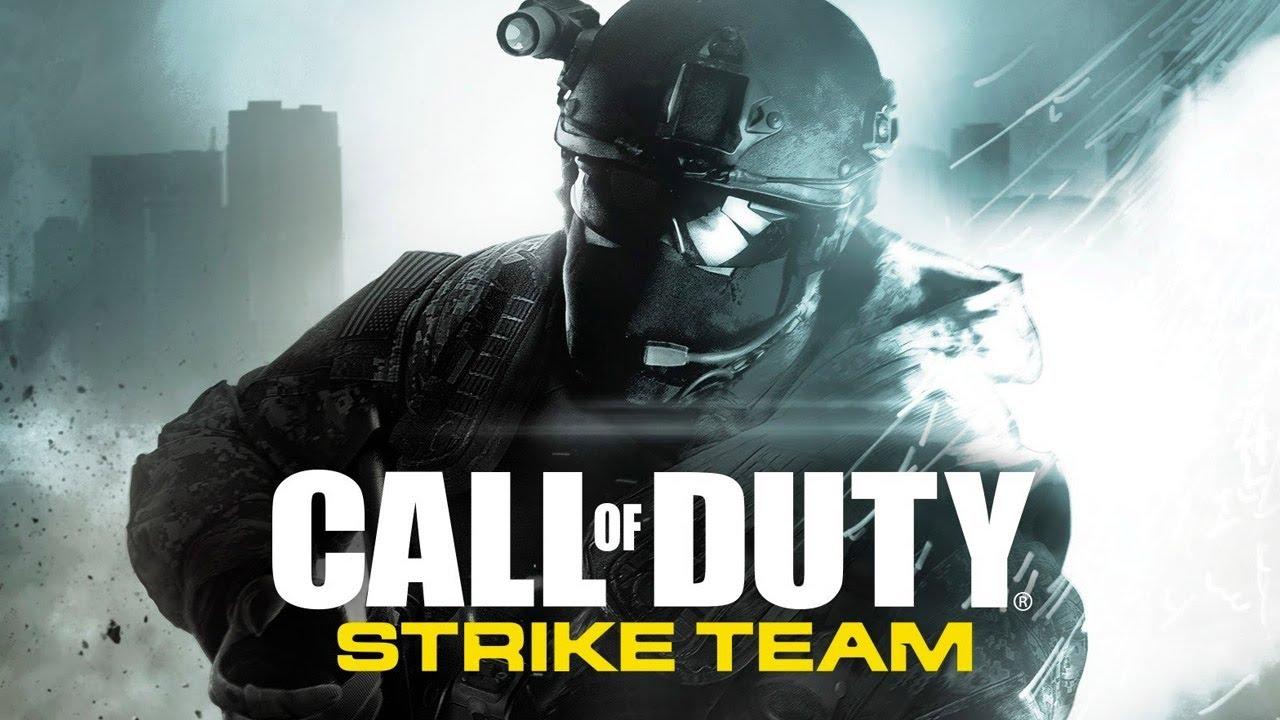 Call of Duty Strike Team MOD APK [Unlimited Money] +Data v1