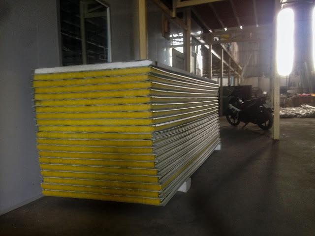 sản phẩm panel bông thủy tinh chống cháy