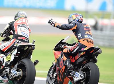 KTM Cetak Poin MotoGP Pertamanya di Seri Ketiga