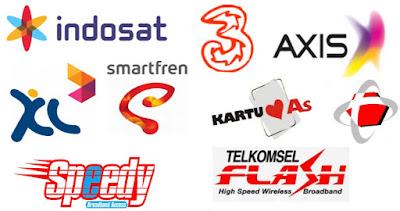 Kumpulan Logo Operator Seluler Format Vector CDR