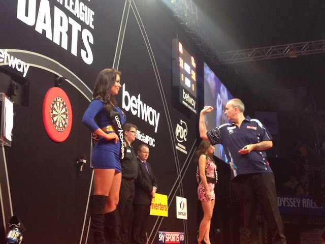 Watch The 2016 Betway Premier League Darts Live