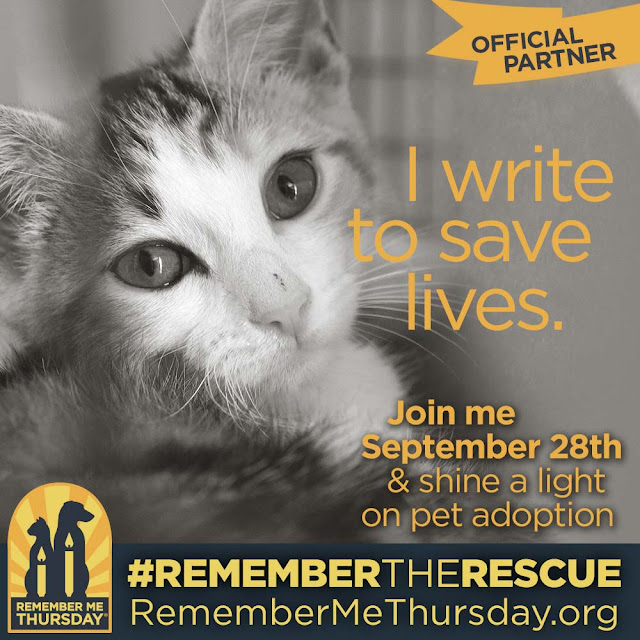 Remember the Rescue, Remember Me Thursday