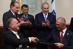 Netanyahu anuncia que pretende visitar o Brasil em junho
