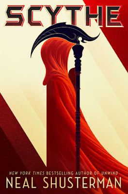 Scythe, Neal Shusterman, Waiting on Wednesday, Simon & Schuster Books for Young Readers