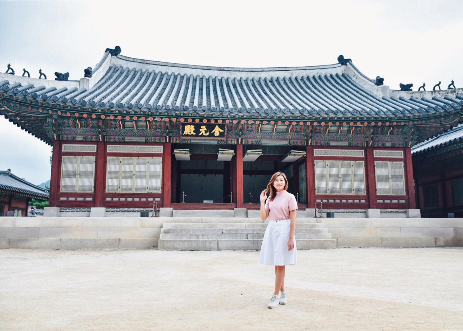9 days in korea