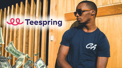 Teespring: Build A Successful T-shirt Business Online Udemy Coupon