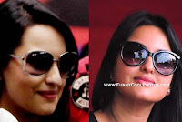 Indian Hot Heroines with Cool Sunglasses