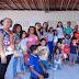 ESTUDANTES DE SERVIÇO SOCIAL II FIZERAM ENTREGA DE BRINQUEDOS AOS ALUNOS DO ASSENTAMENTO LAGOA DE BAIXO