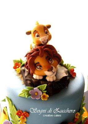 King Cake Peggy Anns
