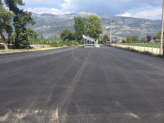 Γιάννενα: Ολοκληρώθηκε Το Έργο Ασφαλτόστρωσης Στη Λιμνοπούλα