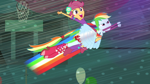 Trotting Through Life Scootaloo Scootaloo is worried if she will ever fly, so rainbow dash is helping her to feel better. trotting through life blogger