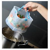 Vebo pour une cuisson à la vapeur pratique