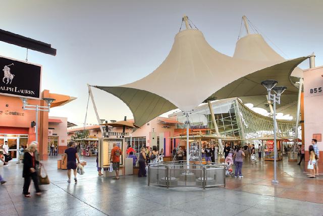 Outlets em Las Vegas