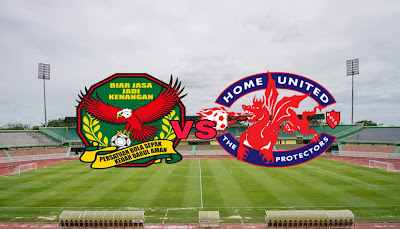 Live Streaming Kedah vs Home United FC Friendly Match 26.1.2019