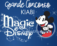 Logo Kiabi Calendario dell'Avvento e vinci set di regali Disney