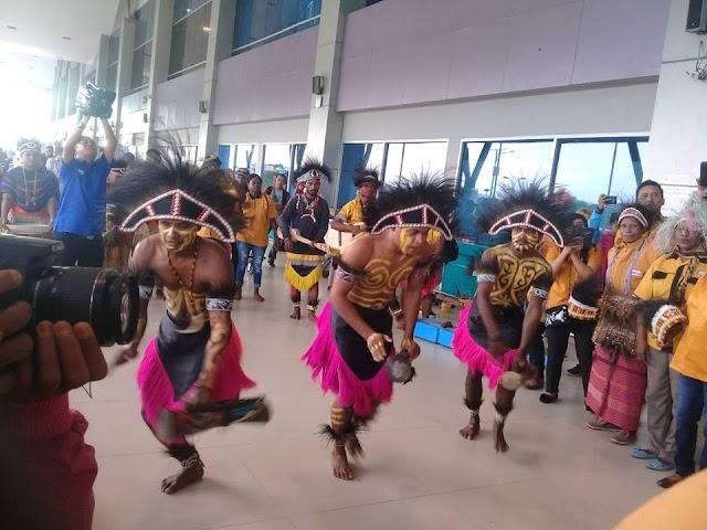 Partai Hanura Provinsi Papua Barat kembali menggelar Bimtek Caleg Tahun 2019