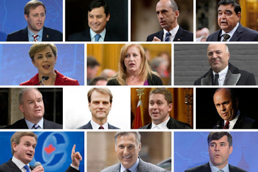 The Conservative Leadership Race