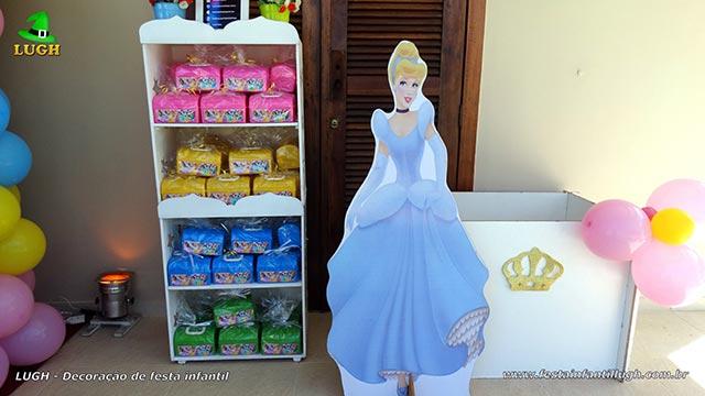 Aniversário infantil Princesas da Disney - Festa feminina