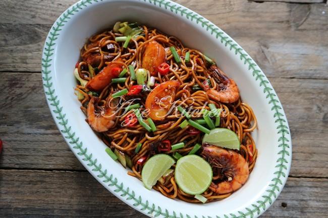 resepi mee basah melaka mee dollah mee dollah mee viral makan sedap melaka facebook oleh Resepi Popia Basah Ala Cina Enak dan Mudah