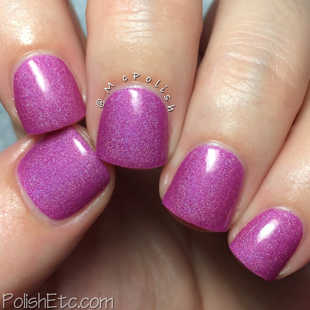 Loaded Lacquer - Beauty & the Beast Mode - McPolish - I Sweat Glitter